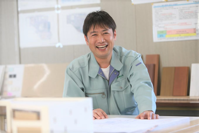 【vol.17】社員の仕事紹介